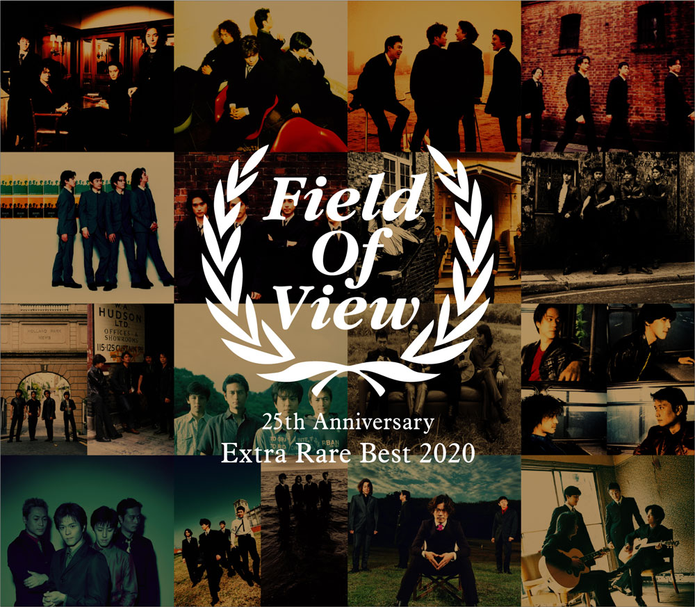 FIELD OF VIEW 25th Anniversary ALBUM